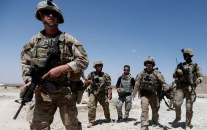 Trump to Pull the U.S. Out of Afghanistan, Too