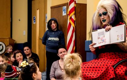 Pennsylvania Mayor to Issue 'Inclusion Day' Proclamation in Support of Recent 'Drag Queen Story Fun Time'