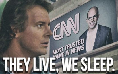 They Live, We Sleep: Beware the Growing Evil in Our Midst