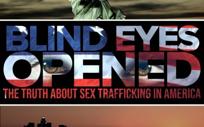 Documentary Exposes Sex Trafficking Industry in America