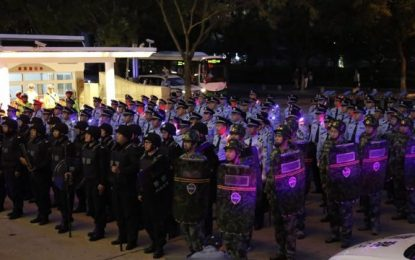 Over 1,000 Church of Almighty God Members Arrested in Shandong