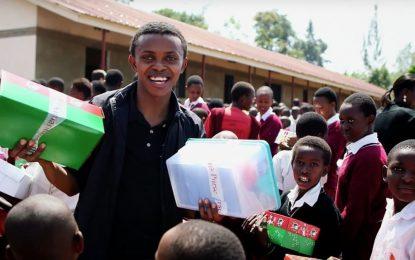 Rwandan Genocide Survivor: God Used a Christmas Shoebox to Save Me as a Child