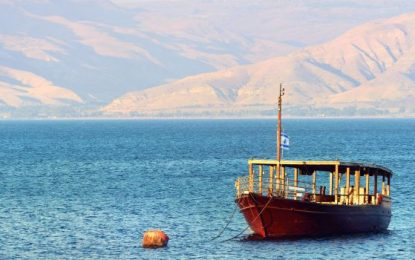 'It Makes My Heart Beat': Israelis Marvel at Sea of Galilee's Rise 'By the Grace of God' after Years of Drought