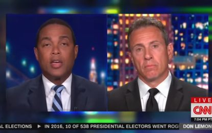 CNN's Don Lemon Claims: 'Jesus Christ Admittedly Was Not Perfect When He Was Here'