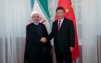 China Bails out Iran Turning Islamic Republic into Chinese Colony