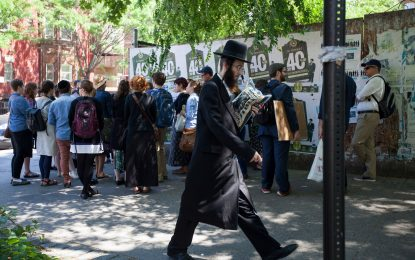 New Christian Faces Daily Struggles in Orthodox Jewish Culture