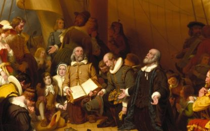 Pilgrims and Plymouth: 400 Years Later